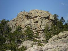 Rock Climbing Photo: Cays 5.
