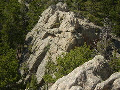 Rock Climbing Photo: Cays 4.