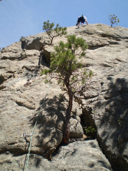 Rock Climbing Photo: Unknown I.