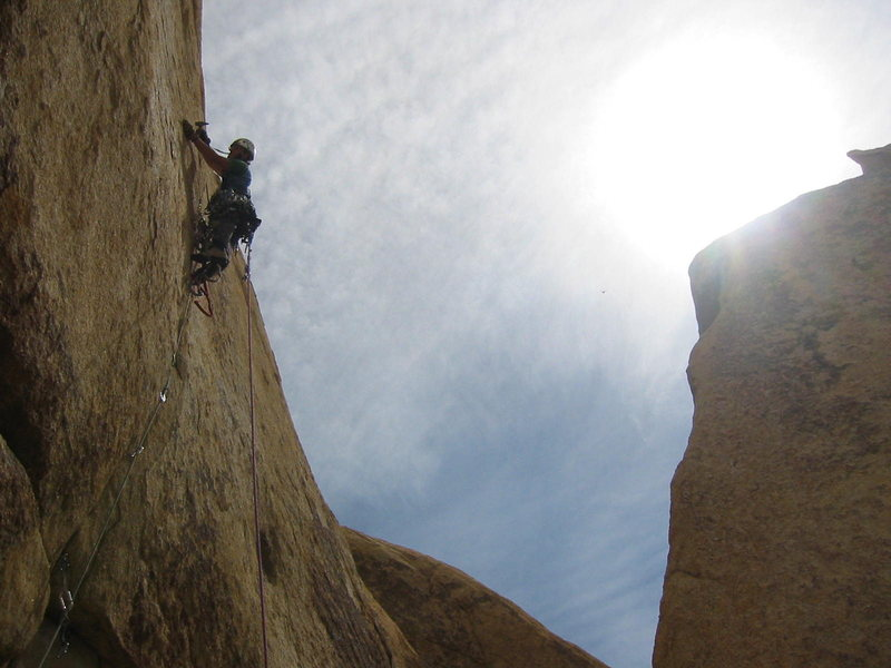 Rock Climbing Photo: T.B.