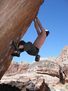 Rock Climbing Photo: Kraft Boulders at the Red Rock Rendezvous.