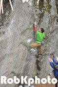 Rock Climbing Photo: Brad Gobright.