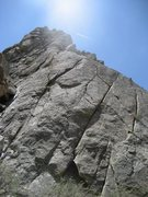Rock Climbing Photo: Shortline Wall