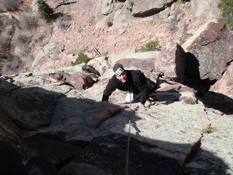 Rock Climbing Photo: Mike G