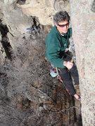Rock Climbing Photo: Tod
