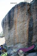 Rock Climbing Photo: Goldenrod Topo