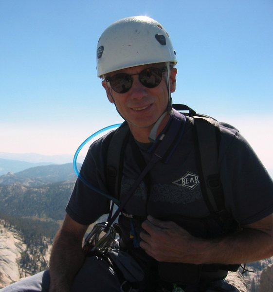 Rock Climbing Photo: Cathedral Peak, Sierra Nevada, CA