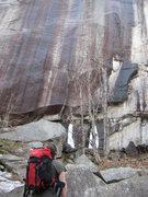 Rock Climbing Photo: Me in aww...