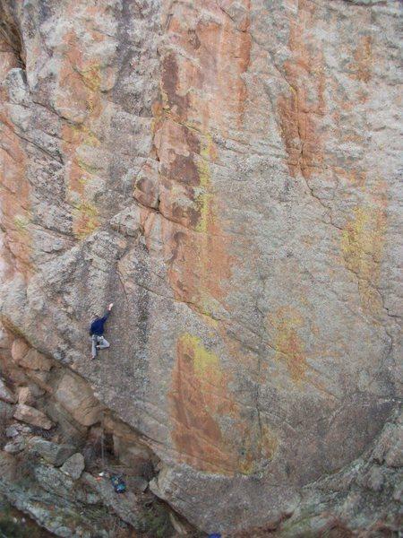Rock Climbing Photo: Climbing 3CEUC.