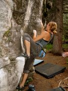 Rock Climbing Photo: telluride bouldering