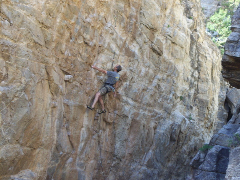 Rock Climbing Photo: Bit better.