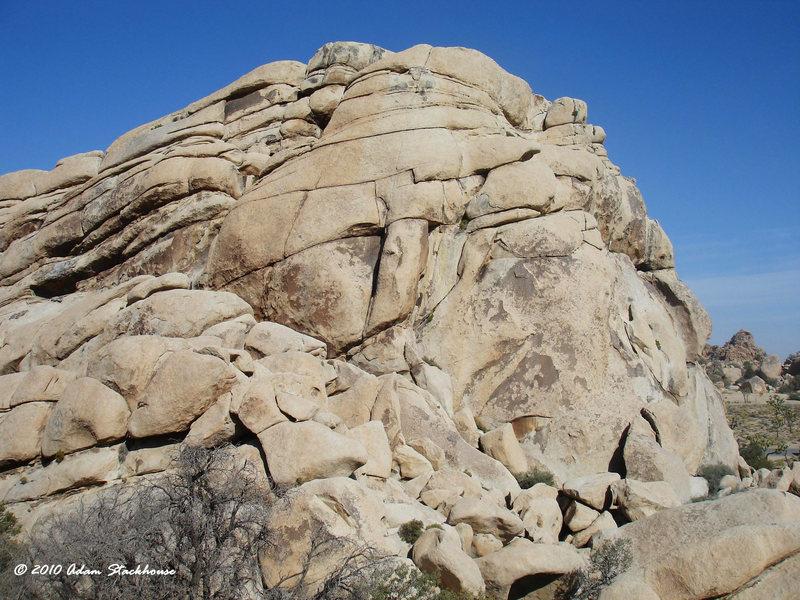 Rock Climbing Photo: Sexy Sadye, 5.10+