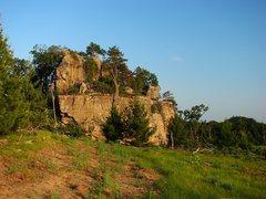 Rock Climbing Photo: Rattlesnake.