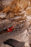 Rock Climbing Photo: Cytogrinder, V8, Morrison CO Photo 6