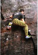 Rock Climbing Photo: As bad as it gets.