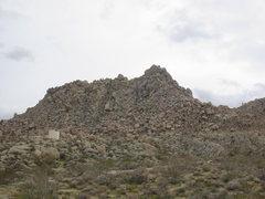 Rock Climbing Photo: Hospital Crags