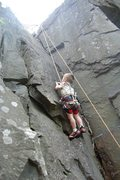Rock Climbing Photo: Ethan Rocks!!!