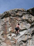 Rock Climbing Photo: The Good Stuff