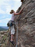 Rock Climbing Photo: |