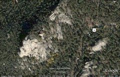 Rock Climbing Photo: 1-Rubiks Ridge 2-WoodPecker 3-Sledgehammer  4-Worl...