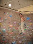 Rock Climbing Photo: be on top is always nice