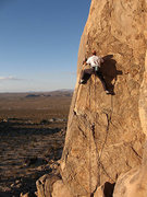 "Rock Climbing Photo: Todd Gordon on the FA of ""Marv the Mangler&qu..."