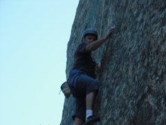 Rock Climbing Photo: Mt Diablo, Boy Scout Rocks, Califorina
