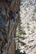 Rock Climbing Photo: great climbs in clear creek canyon