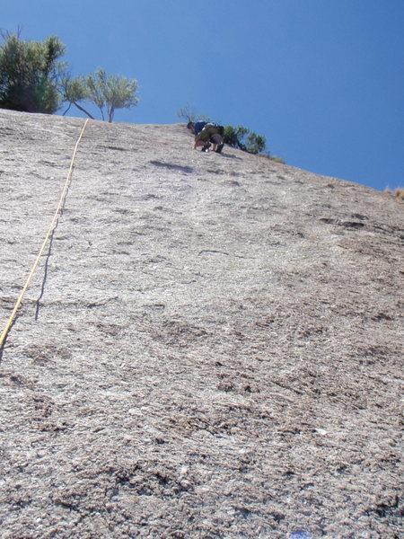 Quaker Oats <br> Photo courtesy of ClimbPHX.com