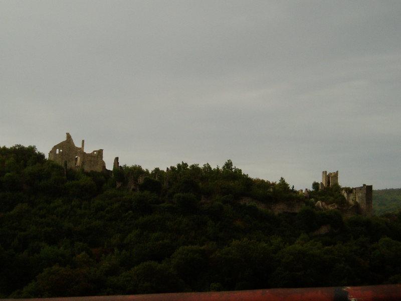 Dvigrad castle