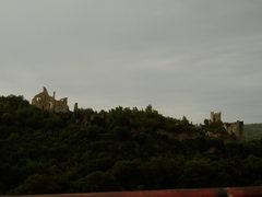Rock Climbing Photo: Dvigrad castle