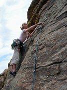 Rock Climbing Photo: Tea Time Clip