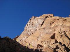 Rock Climbing Photo: A).The Zenith.5.11+ B)Blockbuster.5.11+ C)Necropol...