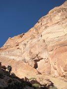 Rock Climbing Photo: A).The Zenith.5.11+