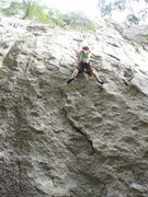 Rock Climbing Photo: TR on Edi