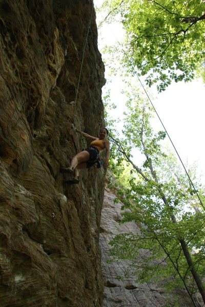 Red River Gorge, May 2010