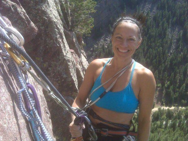 Rock Climbing Photo: Eldo Canyon, Sep 2009