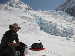Rock Climbing Photo: Kahiltna Glacier