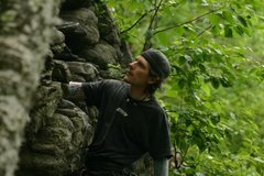 Rock Climbing Photo: i dont remember a jug here on my last 50+ runs on ...