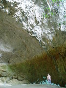 Rock Climbing Photo: the cave @ Osp