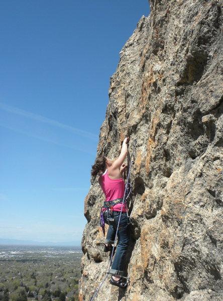 Rock Climbing Photo: 29th St. Ogden