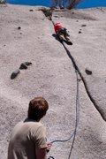 Rock Climbing Photo: Little Cottonwood Canyon