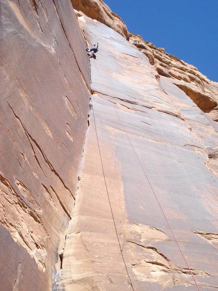Rock Climbing Photo: San Rafael Swell