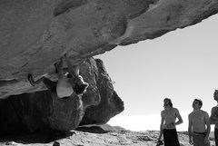 Rock Climbing Photo: In Hueco