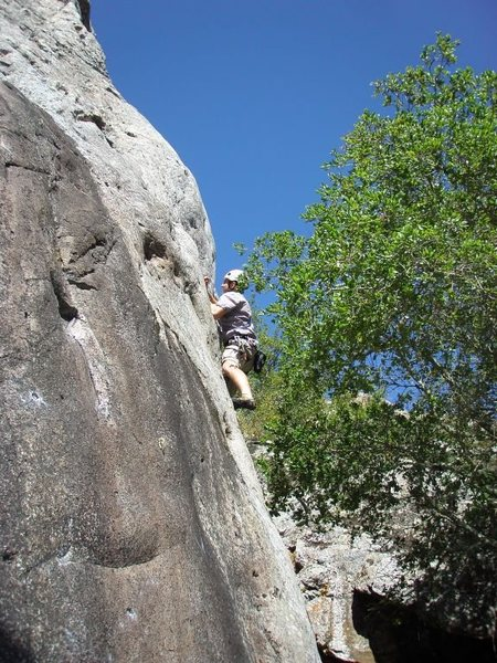 Rock Climbing Photo: June 5