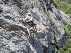 Rock Climbing Photo: june 5
