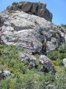 Rock Climbing Photo: june 5 (photo by John Knight)