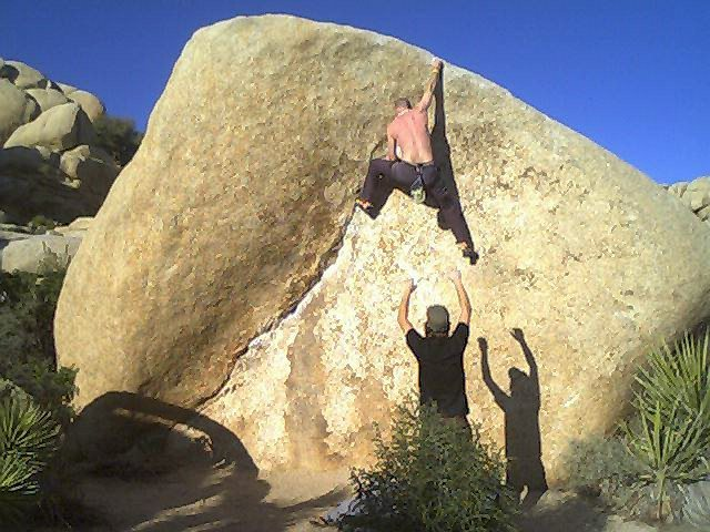 Rock Climbing Photo: craiger