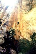 Rock Climbing Photo: wallin