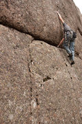 Rock Climbing Photo: Another photo showing some of the interesting body...